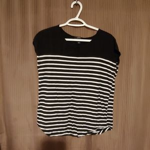 Forever 21 striped t-shirt blouse
